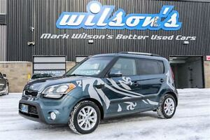 2012 Kia Soul 2u BLUETOOTH! POWER PACKAGE! HEATED SEATS! CRUISE