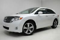 2010 Toyota Venza V6 3.5L AWD * Cuir/Leather * Toit-Ouvrant/Sunr