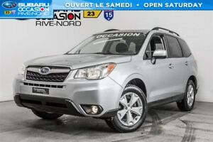 2016 Subaru Forester Touring TOIT.PANO+MAGS+CAM.RECUL