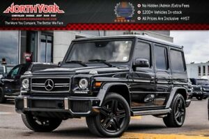 2015 Mercedes-Benz G-Class G63 AMG |Designo Leather Pkg|intellig