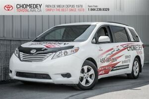 2017 Toyota Sienna LE 8 PASSAGERS FULL LE 8 Passenger