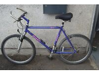 "Giant Escaper Bike - 26"" tyre & 21"" Frame - Local Delivery Available"