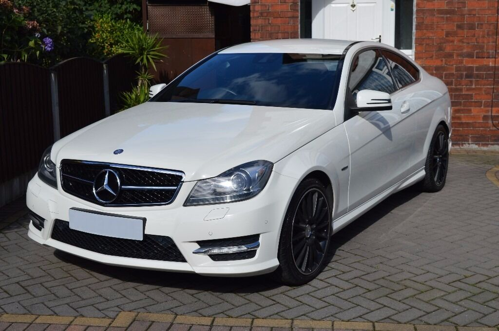 mercedes benz  cdi blueefficiency amg sport edition  coupe  tronic