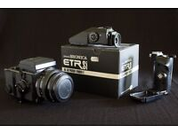Bronica ETRSi. Excellent condition