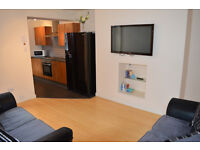 One Room Available Immediately in a Modern 4 Bedroom Flat in Heaton