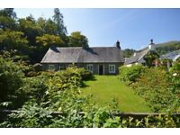 Loch lomond cottage to let. Price negotiable.
