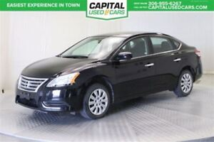2015 Nissan Sentra **ACCIDENT FREE**  **CRUISE CONTROL**  **BLUE