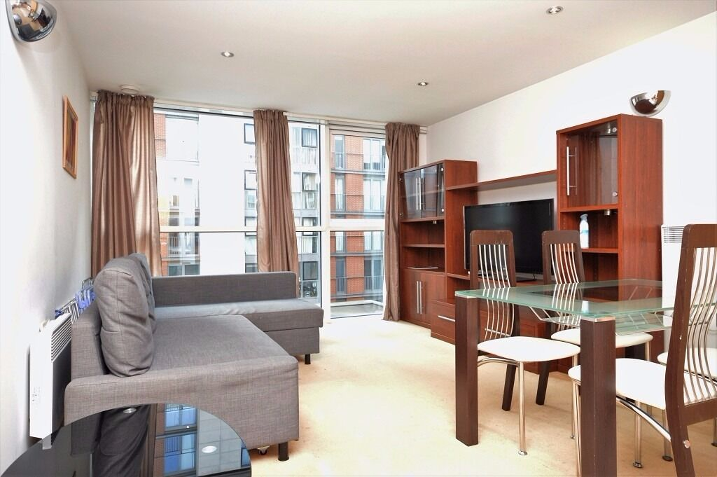 1 Bed With Residents' Gymnasium Royal Victoria E16