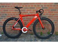 Aluminium 2016 model Brand new single speed fixed gear fixie bike/ road bike/ bicycles bgt