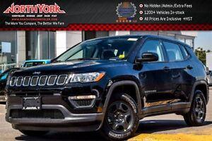 2017 Jeep Compass New Car Sport|Manual|Backup_Camera|TractionCon
