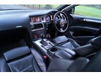 "Audi Q7 3.0TDI V6 Quattro 232bph S Line SatNav Bose Full Leather 7 seats 20"" in Wheels"