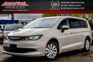 2017 Chrysler Pacifica New Car LX|7Seater|SafetyTecPkg|RearDVD|R