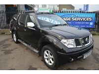 2007 NISSAN NAVARA AVENTURA 4X4 *NO VAT* FULLY LOADED AVENTURA SAT NAV HEATED SEATS ELECTRIC PACK