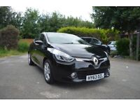 Renault Clio 1.2 16v Dynamique MediaNav 5dr. Full Service History. Excellent Condition.