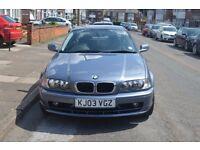BMW E46 318Ci - Petrol - Manual - 2003