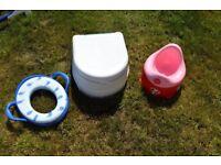 Toilet training set