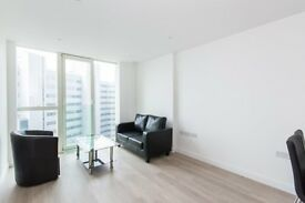 AMAZING BRAND NEW 1 BED APARTMENT IN CROYDON - PINNACLE BUILDING ONLY £270PW