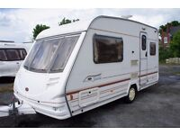 STERLING ECCLES JADE 2000 2 BERTH WITH AWNING