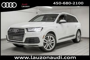 2017 Audi Q7 3.0T TECHNIK BANCS MASSAGE S-LINE CAM 360