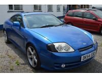 2004 Hyundai COUPE IN GOOD CONDITION MOT UNTIL JANUARY 2018