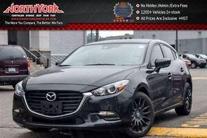 2017 Mazda MAZDA3 GS|Manual|Nav|RearCam|BlindSpot|HtdFrSeats|Blu