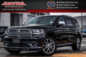 2016 Dodge Durango Citadel Platinum AWD|7-Seater|Leather|Sunroof