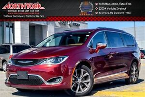 2017 Chrysler Pacifica Limited|8Pass.SeatingPkg|Nav|Leather|Rear