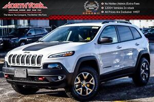 2017 Jeep Cherokee NEW Car Trailhawk|4x4|Tech/SafetyTec Pkgs|Pan