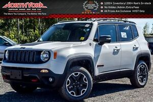 2016 Jeep Renegade NEW Car Trailhawk|Cold Wthr,Prem Nav,Popular