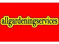 GARDENER, SOFT & HARD LANDSCAPE design, DECKING turf PATIOS, hedge trimming,TREE CUTTING SURGERY