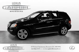 2011 Mercedes-Benz M-Class ML350 BlueTEC CUIR TOIT AWD DIESEL
