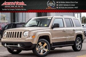 2017 Jeep Patriot NEW Car High Altitude|4x4|Sunroof|HtdFrontSeat