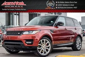 2014 Land Rover Range Rover Sport V8 Supercharged 4WD Sunroof Na