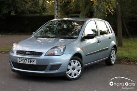2007 Ford Fiesta 1.25 Style 5dr £1995