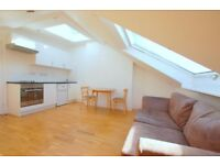 Modern one bed apartment in West Hampstead
