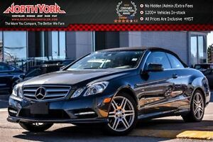 2012 Mercedes-Benz E350 Nav Leather H/K Audio Backup Cam Blind S