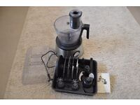 Food processor PHILIPS 7778/00 excelent condition