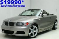 2009 BMW 135I Twin-Turbo 300HP! Paddle-Shift * Convertible *