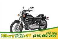 2015 Yamaha V-Star 250 250 You're getting fullsized rumble and s