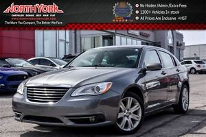 2013 Chrysler 200 Touring|HtdFrSeats|AC|Sat.Radio|KeylessEntry|T
