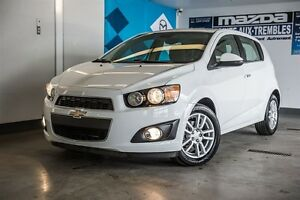 2013 Chevrolet Sonic LT/TOIT OUVRANT/AIR/BLUETOOTH/CRUISE/MAGS