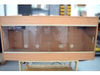 4ft Wooden Vivarium + Heat Mat