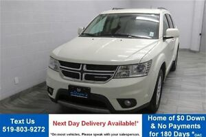 2011 Dodge Journey SXT! POWER PACKAGE! CRUISE CONTROL! ALLOYS! A