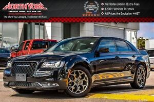 2016 Chrysler 300 300S|PanoSunroof|BeatsAudio|Nav.|HTDSeats|Rear