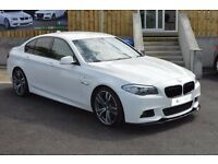 2011 BMW 520 D MSPORT 181 BHP TWIN TURBO DIESEL-OWN THIS CAR ON PCP WITH NIL DEPOSIT & £74 A WEEK