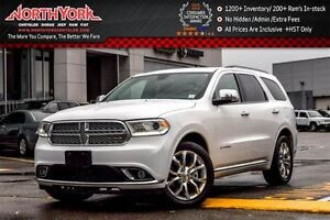 2016 Dodge Durango Citadel 4x4|AWD|Sunroof|Pkng Sensor|Leather|B