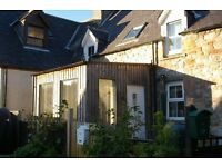 Stone Cottage 2 Bedrooms with eco/health features, Kildary, Easter Ross