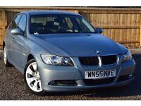 BMW 3 SERIES 2.0 320d SE 4dr, NICE & CLEAN CAR INSIDE & OUT 2005 (55 reg)