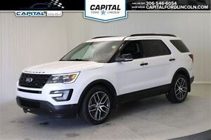 2017 Ford Explorer Sport 4WD **New Arrival**