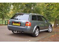 """Audi A6 Allroad Quattro 2.5TDI V6 180bph * SatNav* Full Leather* Bose*Xenon*17"""" Wheels #"""